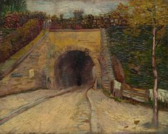 Roadway with Underpass
