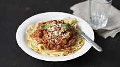 Spaghetti, Healthy Recipes, Ethnic Recipes, Food, Cooking Ideas, Drinks, Health Recipes, Meal, Healthy Food Recipes