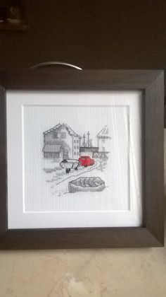 czerwony garbusek Frame, Home Decor, Homemade Home Decor, A Frame, Frames, Hoop, Decoration Home, Interior Decorating, Picture Frames