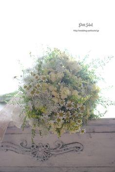 野の花ブーケ wild flower bouquet