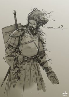 Knight Errant - Shall We? by mb