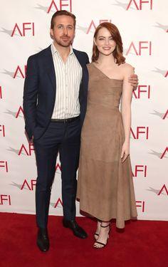 Ryan Gosling and Emma Stone  - ELLE.com