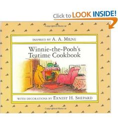 Winnie-the-Pooh's Teatime Cookbook by A.A. Milne - prize