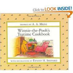 Winnie-the-Pooh's Teatime Cookbook by A.A. Milne - prize