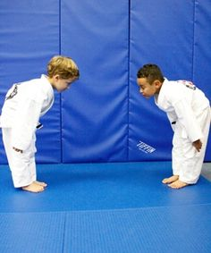 Kids Jitsu program teaching 5-8 and 9-13 years old age groups.  Pendergrass Academy of Martial Arts teaches it Little Champions the importance of strengthening the body, growing confidence, demonstrating respect, and learning to never quit!  Click the image to get more information about our programs.