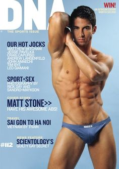 DNA Magazine - DNA #112 - The Sports Issue - On Sale NOW!