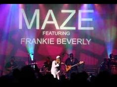 """""""Right On Time"""" by Maze featuring Frankie Beverly (1983)"""