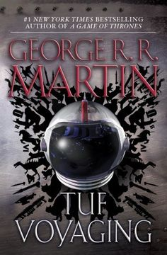 Tuf Voyaging was an unexpected library find by George RR Martin. It reminded me of the Foundation series as it follows a space wanderer through the galaxies discovering crazy planets and helping them solve their problems with the best bio technology. Tuf is a fairly dislikable character but his perspective of some contemporary population problems are genius and rather humorous. Martin also reveals himself to be huge cat lover in this one.
