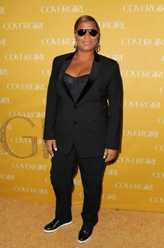 Style File: Queen Latifah - Cool and Collected