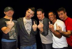 To all the non believers......♥ New Kids On The Block