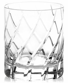 """Mikasa """"Olympus"""" Double Old-Fashioned Glass - Mikasa Stemware & Cocktail - Dining & Entertaining - Macy's"""
