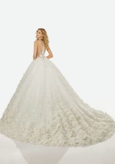 Brandi Wedding Dress | Randy Fenoli Bridal