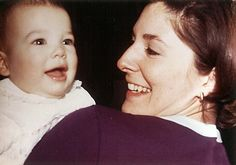Aimee Bell with her mother, Rosemary.