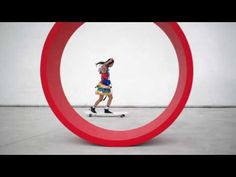 Fashion and Graphic Skateboarding Video by Vogue Japan – Fubiz TV