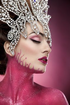 Pink Obsession II ~ by Rebeca Saray