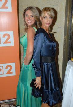 Ewy Wachowicz świętuje 45. urodziny! Jak się zmieniała od zdobycia tytułu Miss Polonia 1992? - 8   Party.pl EWA  WACHOWICZ  ANETA  KRĘGLICKA