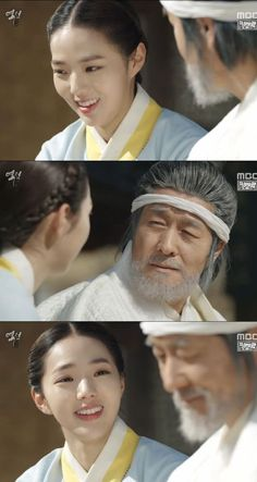 "[Spoiler] ""Rebel: Thief Who Stole the People"" Chae Soo-bin tells Kim Sang-joong, ""I like Yoon Kyun-sang"""
