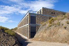 Fattoria delle Ripalte #wine #architecture #italy #elba