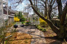Historic Clara Tice House c.1894 - Backyard