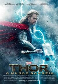 E o próximo grande lançamento nos cinemas é o do filme Thor: O Mundo Sombrio, dia 1 de novembro de 2013.