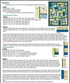 Patchwork Quilt Patterns, Modern Quilt Patterns, Quilt Block Patterns, Quilt Blocks, Missouri Star Quilt Tutorials, Quilting Tutorials, Quilting Designs, Strip Quilts, Easy Quilts