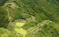 Choquequirao, Peru © Rafał Cichawa | Dreamstime 61406841