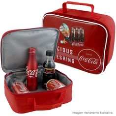 Coca Cola thermal bag
