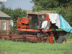 LANGEO.ORG: Ремонт сельхозтехники. Scrapyard.