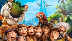 MOVIMEDIA TV: Los Croods pelicula completa Español latino HD