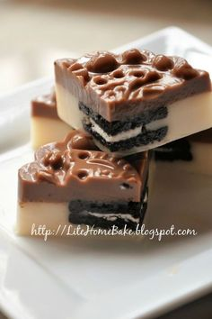 Come On Let's Do a Jelly Mooncake Twist! ~ Lite Home Bake