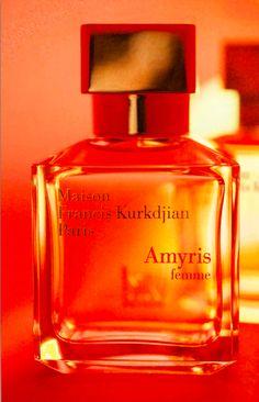 AMYRIS FEMME. Maison Francis Kurkdjian.