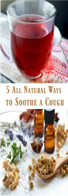 5 Natural Ways to Soothe a Cough