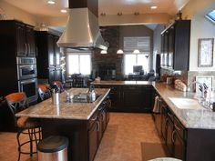 double wide kitchen makeovers | Traditional Kitchen User Before/After