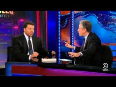 The Daily Show- Neil DeGrasse Tyson 2013!