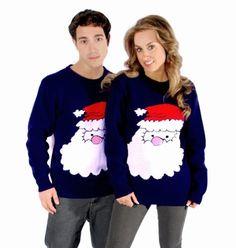 Ladies Christmas Xmas Jumper Sweater Dre...