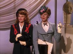 The Closet Historian: Fashion on Film: Cover Girl (1944)