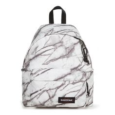 Padded Pak'r® Marble Backpacks by Eastpak - Front view Sac College, Marble Backpack, Rock Style, My Style, Things To Buy, Stuff To Buy, Cute Backpacks, Mini Backpack, School Supplies