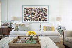 cadre Instagram, artisanat, décoration de la maison, des idées de salle de séjour