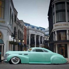 """1940 Cadillac """"Sophia"""" via doyoulikevintage Hot rods and Custom cars. Sometimes classic cars but mostly early hotrods and rat rods or custom cars like lowriders. Rat Rods, My Dream Car, Dream Cars, Cadillac, Vintage Cars, Antique Cars, Vintage Auto, Automobile, Sweet Cars"""