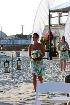 Bridesmaid procession Outdoor Weddings, Wedding Vendors, Strapless Dress, Bridesmaid, Dresses, Fashion, Strapless Gown, Maid Of Honour, Vestidos