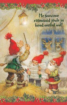 New Double Christmas Card by Cracia Arias Juan Vernet   eBay
