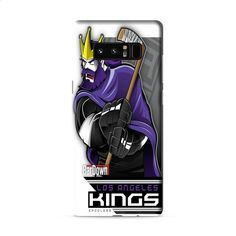 kings hockey Samsung Galaxy Note 5 3D Case Caseperson