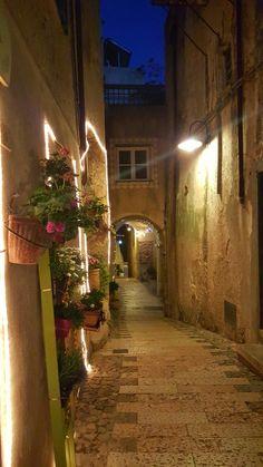 Verezzi - Liguria, Italy