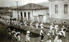 Grupo de Congo (Cambuquira-mg) anos 50 ou 60