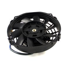 """8"""" Reversable 12V 'S' Blade Radiator Electric Thermo Fan"""
