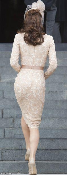 Kate Middleton. Duchess of Cambridge.