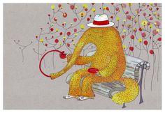 Mr. Anteater.