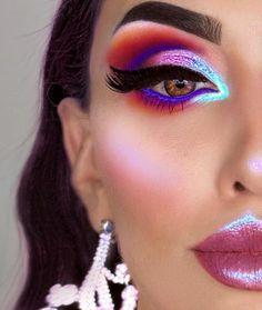 Make Up; Look; Make Up Looks; Make Up Augen; Make Up Prom;Make Up Face; Eyeshadow Makeup, Makeup Art, Makeup Tips, Beauty Makeup, Hair Makeup, Makeup Ideas, Makeup Drawing, Dance Makeup, Full Makeup