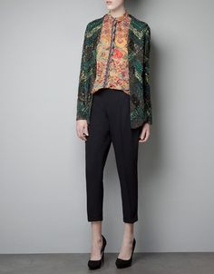 SEQUINNED AND EMBROIDERED CARDIGAN - Jackets - Woman - New collection - ZARA United States