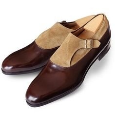 Shoes — Part 2: Style Names & Terminology — Derby's, Monk Straps & Others – The Shoe Snob Blog